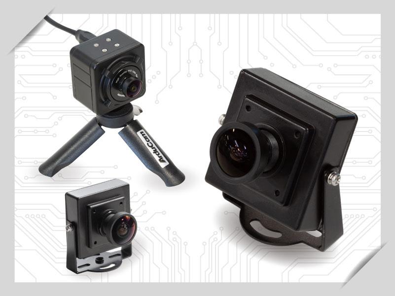 wide angle USB board cameras