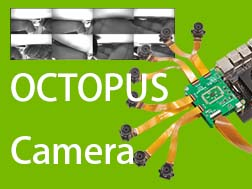 8 cameras on Nvidia Jetson Xavier NX